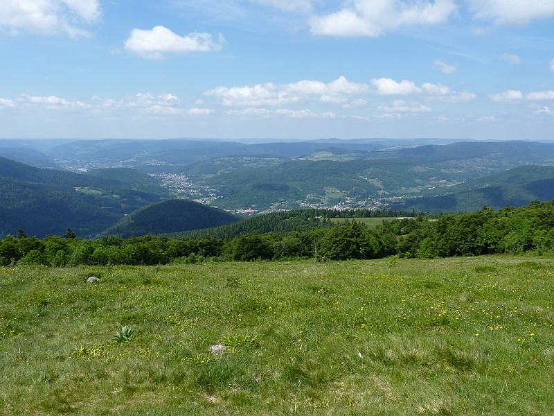 Alsace : Grand Ballon